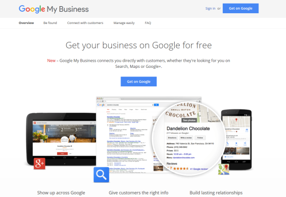 Google Business Pg 1