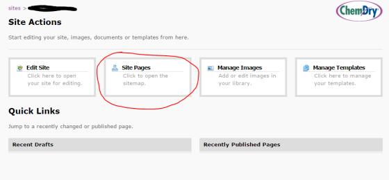 Creating a Blog Step 4